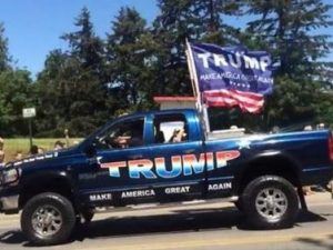 ALERT: If You Fly A Trump #MAGA Flag- You Might Want To Check Out What JUST Happened