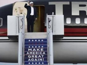 Trump REFUSES To Board His Plane, Instead Makes EPIC Presidential Move… [VID]