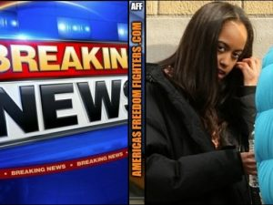 BREAKING: Malia Obama Just CAUGHT RED-HANDED… There's NO Denying THIS ONE!!