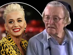KATY PERRY- Nun Involved in Singer's Lawsuit DROPS DEAD IN COURT