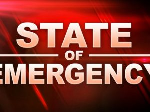 URGENT: STATE OF EMERGENCY DECLARED IN THIS STATE -Mandatory Evacuations Underway RIGHT NOW!